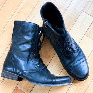 Skechers Combat Boots